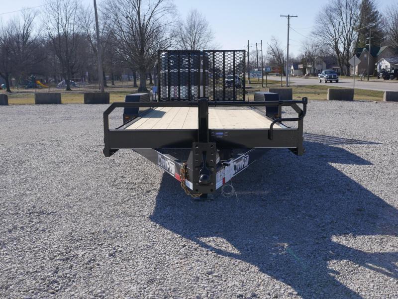 2022 CornPro Trailers UT-20 H Equipment Trailer