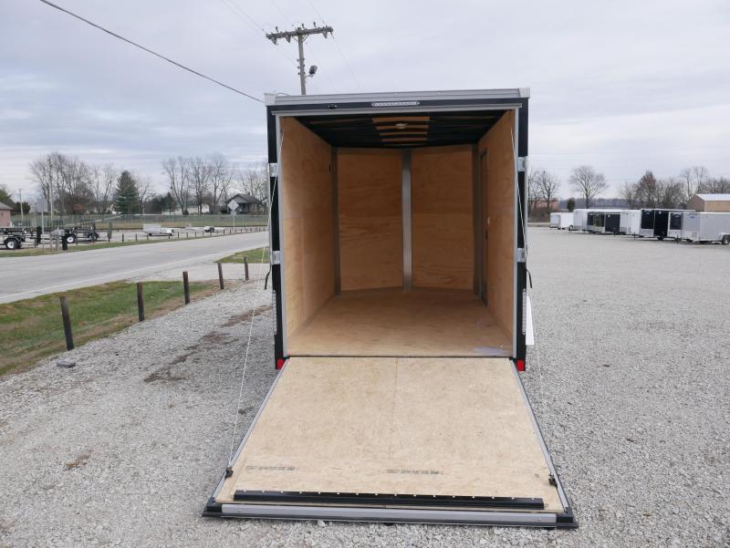 2022 United Trailers XLV712SA Enclosed Cargo Trailer