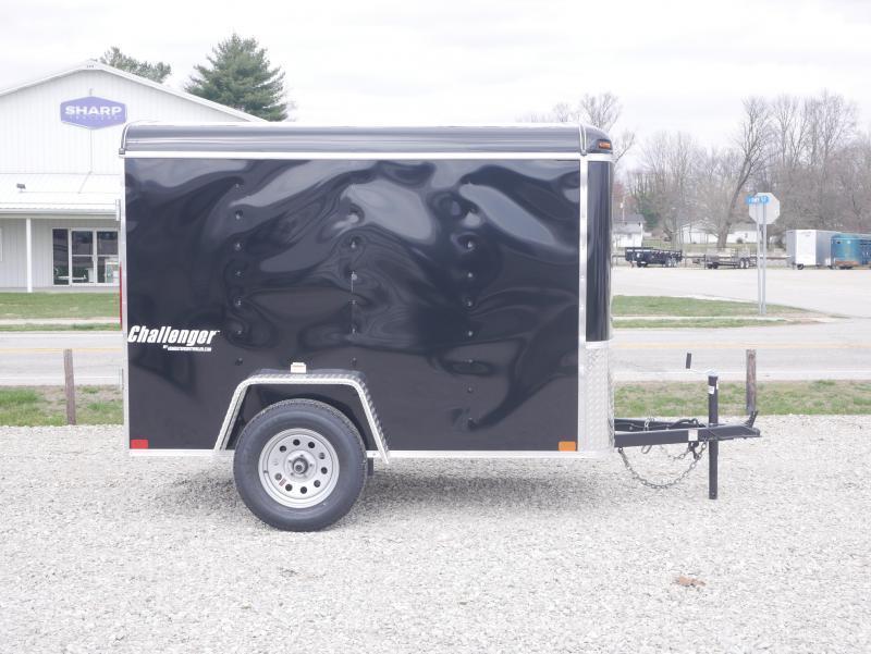 2021 Homesteader 508CS Enclosed Cargo Trailer