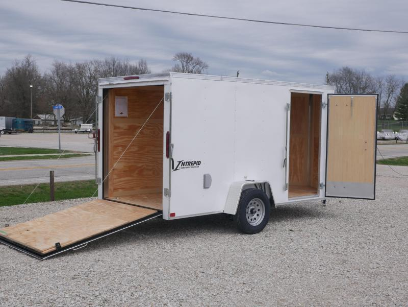 2022 Homesteader Trailers 712IS Enclosed Cargo Trailer