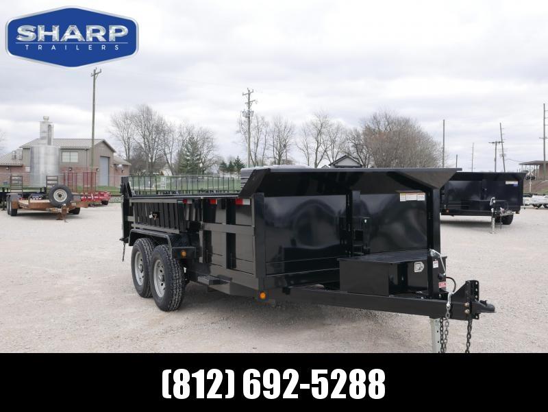 2020 Griffin LMD8312TA60 Dump Trailer