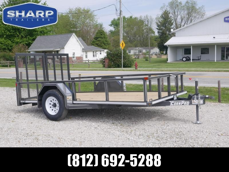 2021 CornPro Trailers UT-12 LS ATV Trailer