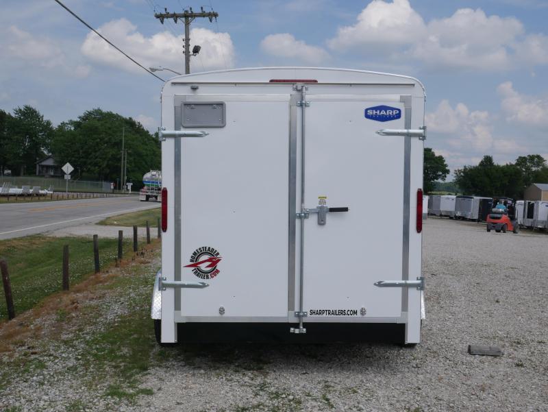 2021 Homesteader Trailers 714HT Enclosed Cargo Trailer