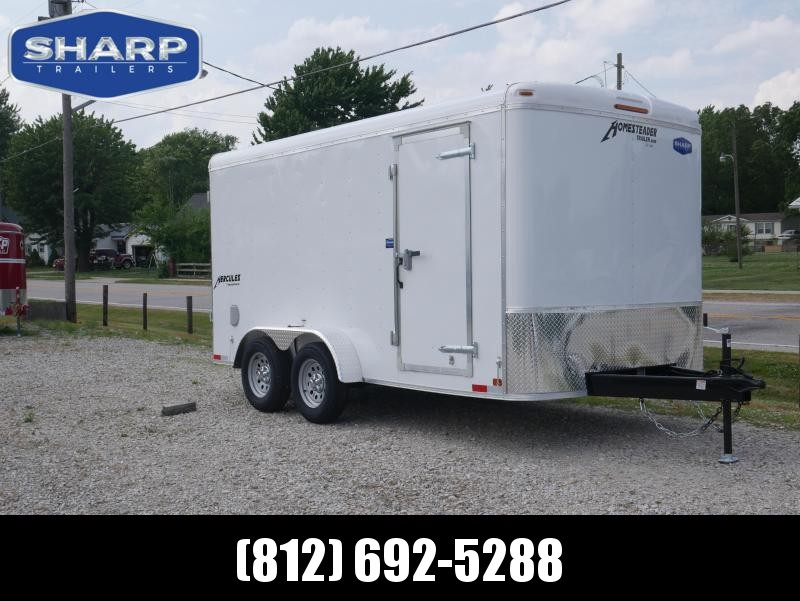 2021 Homesteader Trailers 714HT Enclosed Cargo Trailer