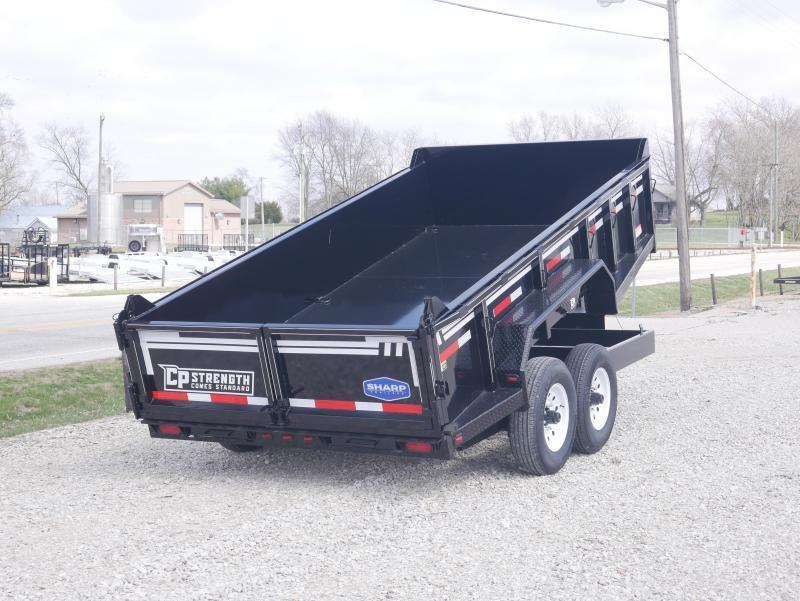 2020 CornPro DB-14 Dump Trailer