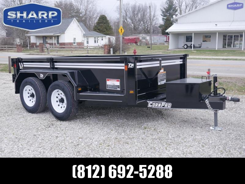 2021 CornPro DB-10 SP Dump Trailer