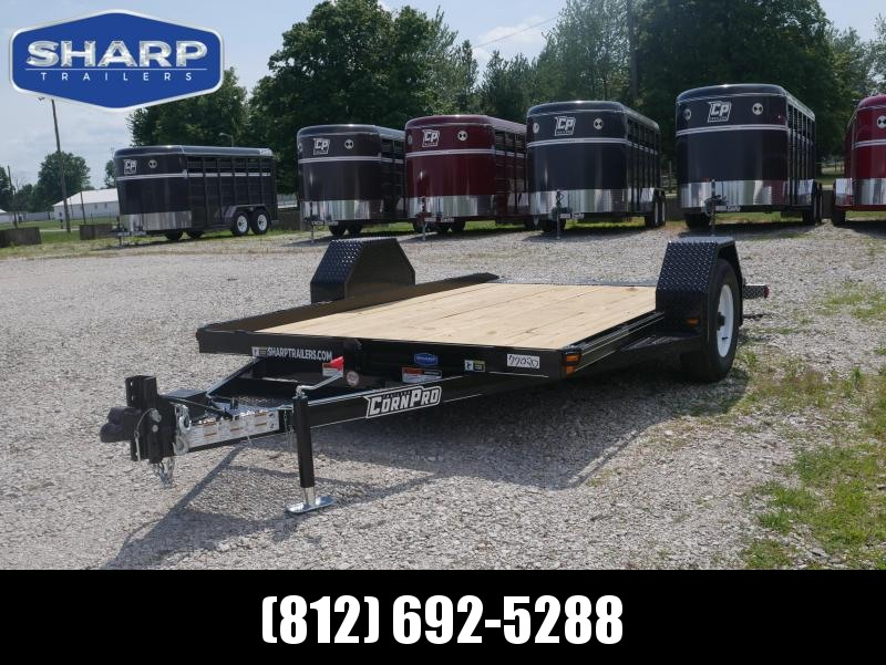 2020 CornPro UT-12 SAT Equipment Trailer