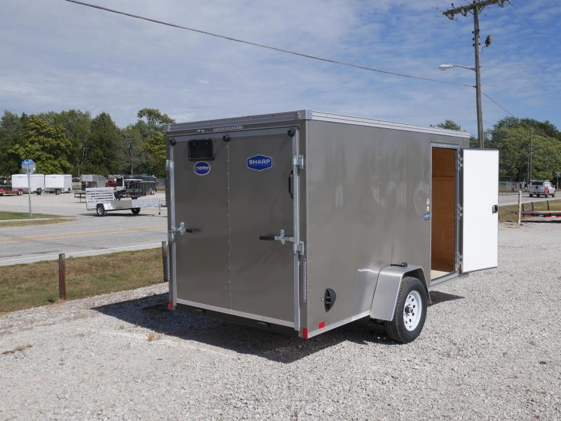 2021 United Trailers XLV 612SA Enclosed Cargo Trailer