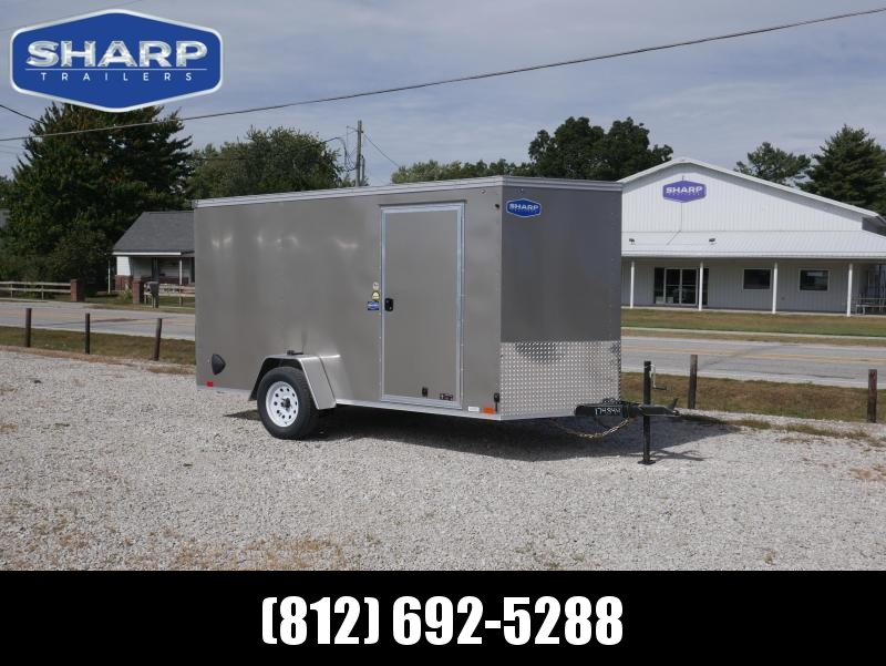 2021 United Trailers XLV 612SA Enclosed Cargo Trailer