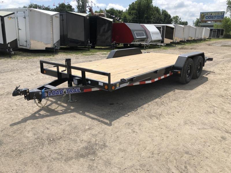 Load Trail 18ft 10K Car/Racing Trailer