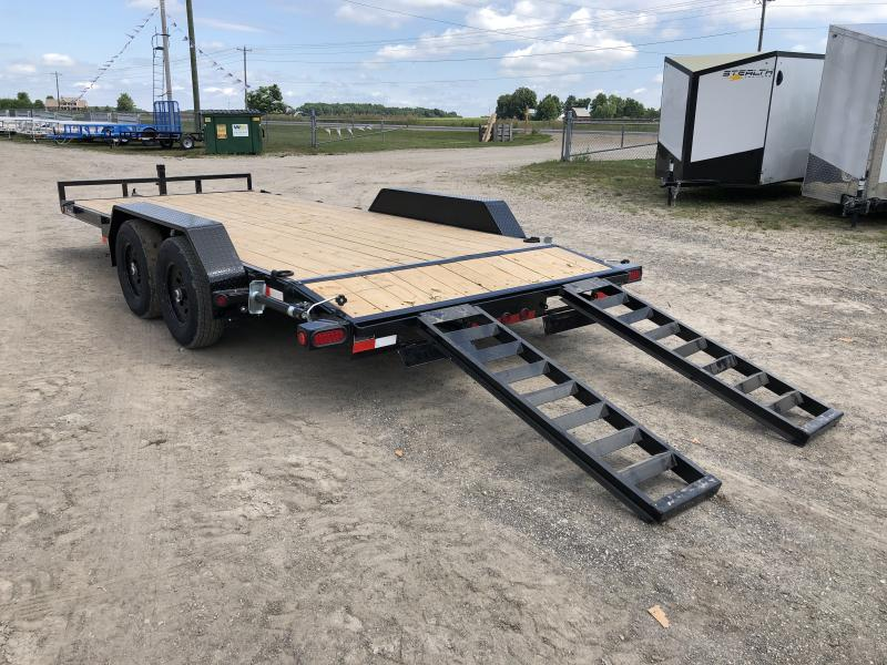 Load Trail 18ft 10K Car/Racing Trailer