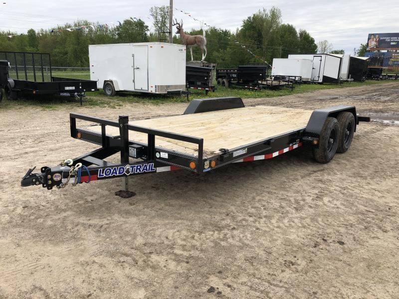 Load Trail 20ft 10K Car / Racing Trailer