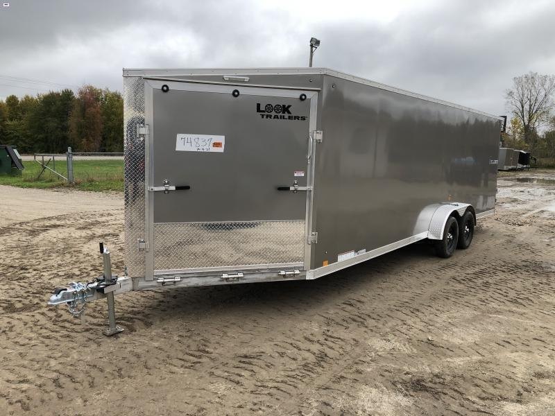 Look Trailers 7x29 Avalanche Sled Trailer Snowmobile Trailer
