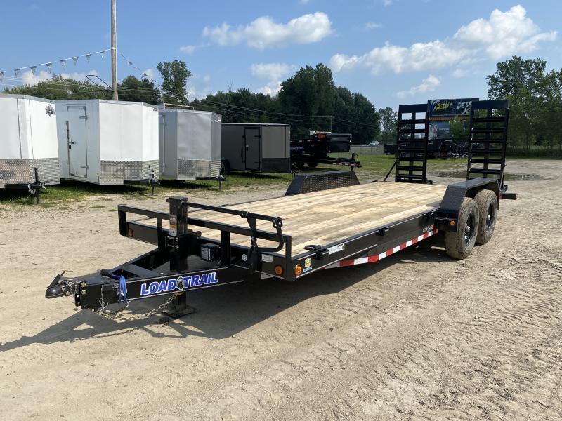 Load Trail 20ft 14K Equipment Trailer w/ HD Ramps