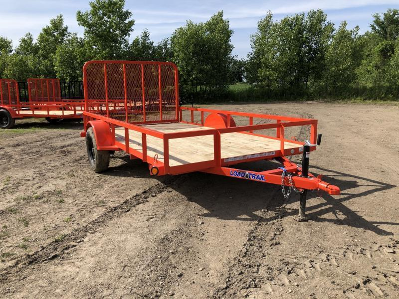 Load Trail SE Orange 77x12 Utility Trailer