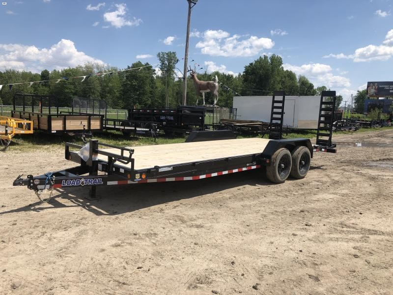 Load Trail 83 x 22 14k Equipment Trailer