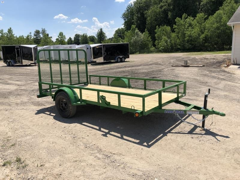 Load Trail SE Green 77x12 Utility Trailer