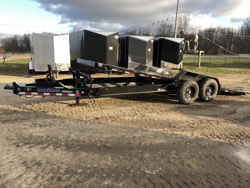 Load Trail 83x22ft 14K Power Tilt Trailer