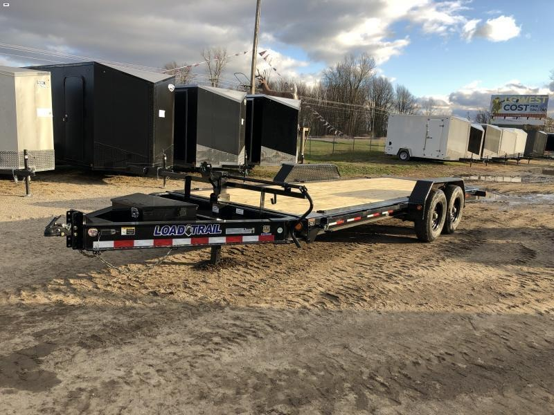 Load Trail 83x22ft 14K Power Tilt Trailer