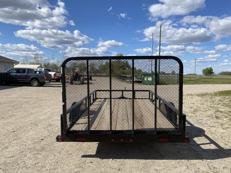 Load Trail SR Black 77x12 Utility Trailer
