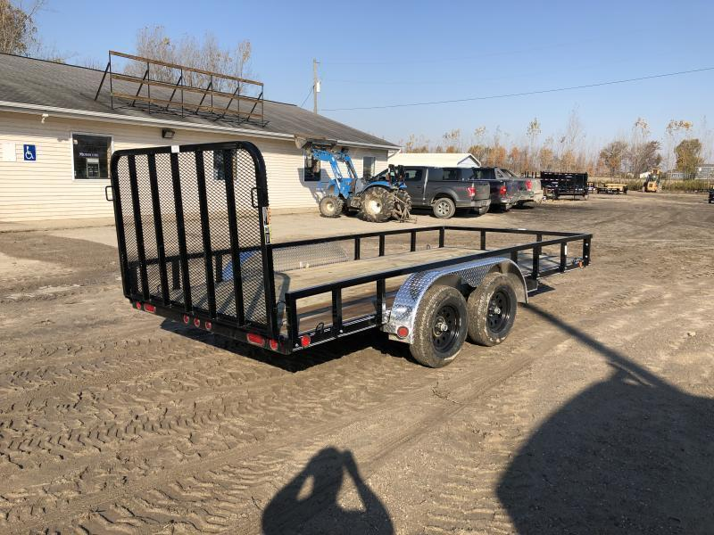 Load Trail 83 x 16ft Premium Utility Trailer TA1