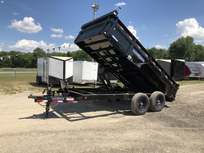 Load Trail 83x14 Dump Trailer