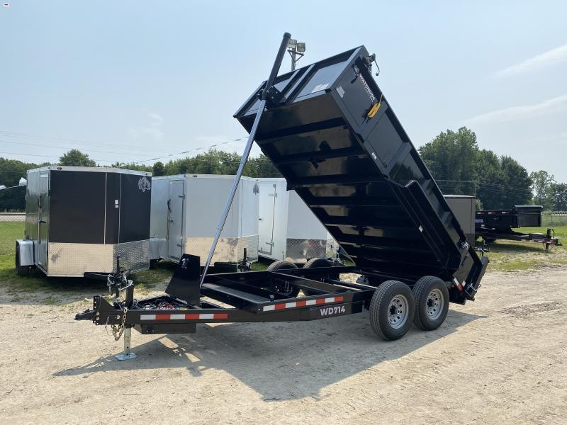 2021 Other WD714 Dump Trailer