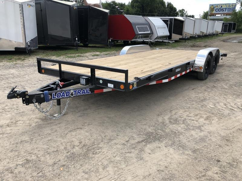 Load Trail 20ft 7K Car/Racing Trailer