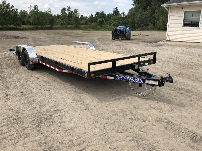 Load Trail 20ft 7K Car/Racing Trailer