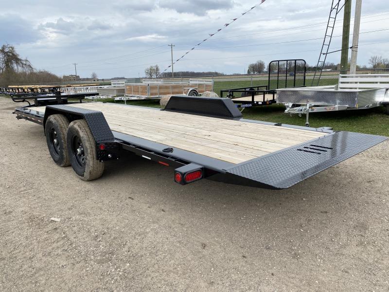 2021 Load Trail TH8322072 Equipment Trailer
