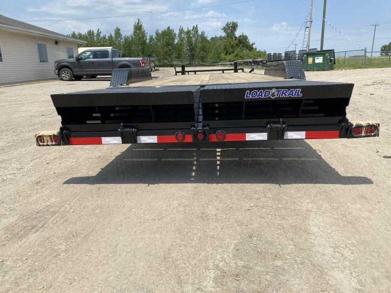 Load Trail 24ft 14K Equipment Trailer w/ Max Ramps