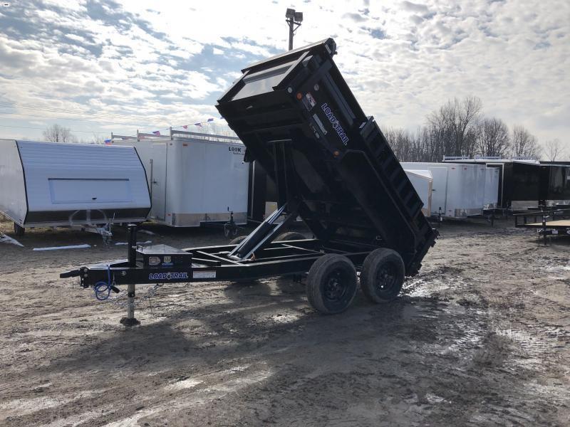 Load Trail 5x10 Dump Trailer