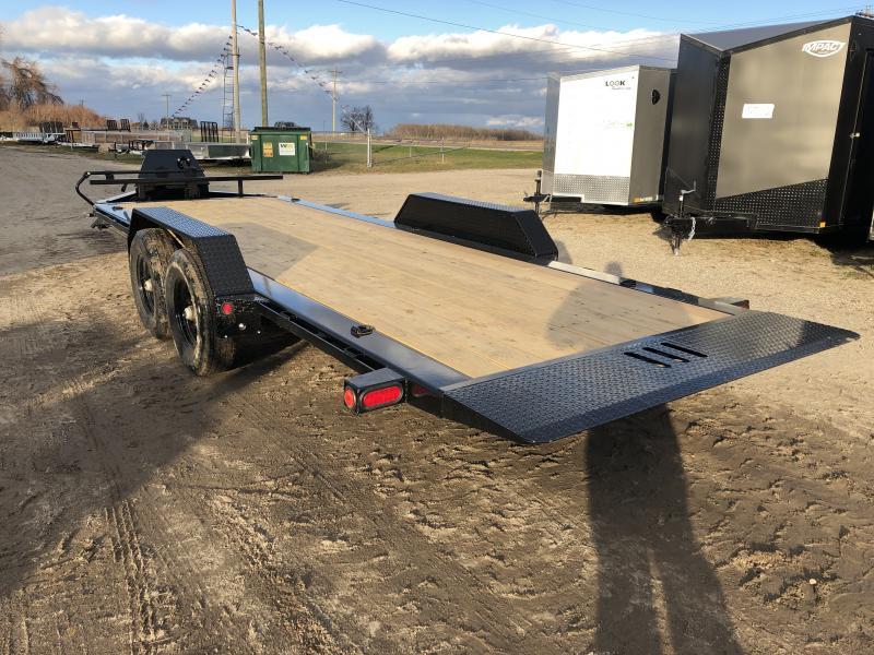Load Trail 83x20ft 14K Power Tilt Trailer