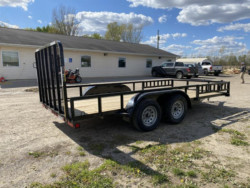 Load Trail 83 x 16ft ATV Trailer