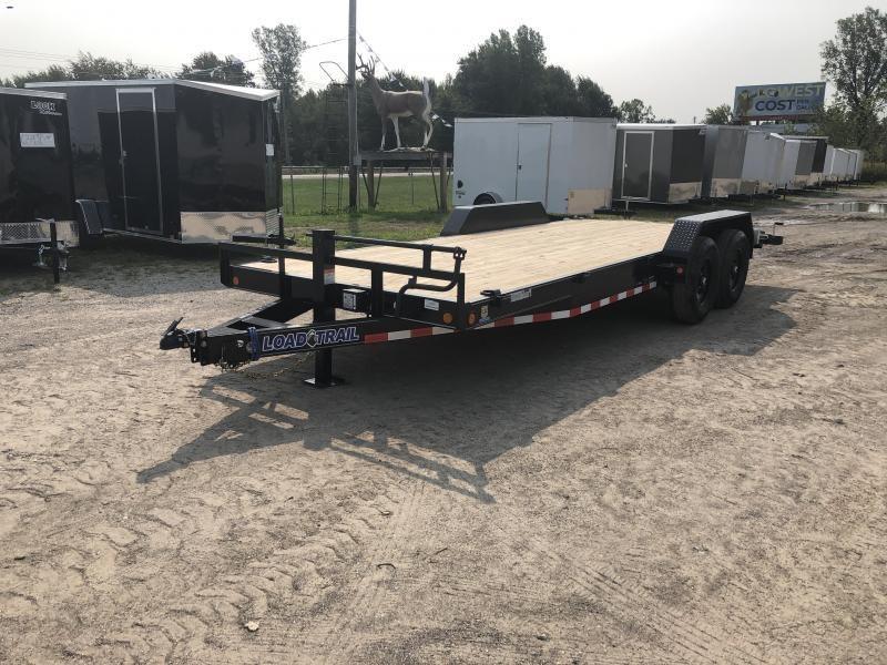 Load Trail 20ft 14K Car Hauler Trailer