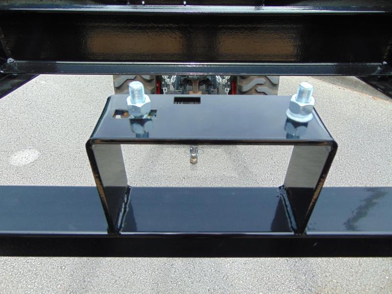 New Sure-Trac 8.5X18+4 Deckover 15k Gooseneck Equipment Trailer