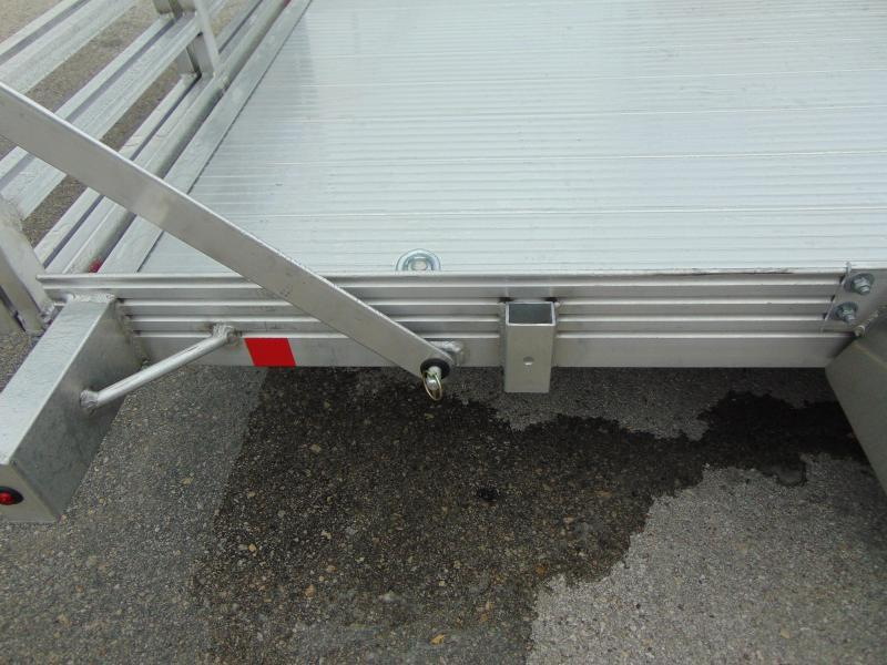 CLEARANCE! Bear Track Products 53X120 Motorcycle Trailer