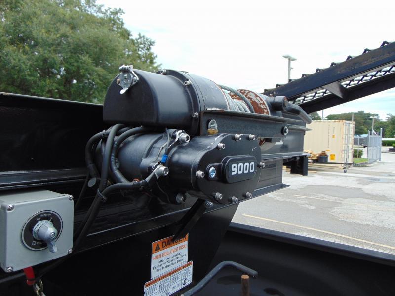 2021 Pre-Owned Kaufman Trailers 53' - 4 Car -Gooseneck Car Hauler