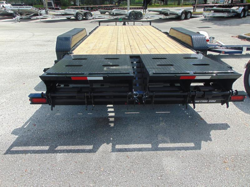 New Sure-Trac 7X17+3 Equipment 14K Trailer