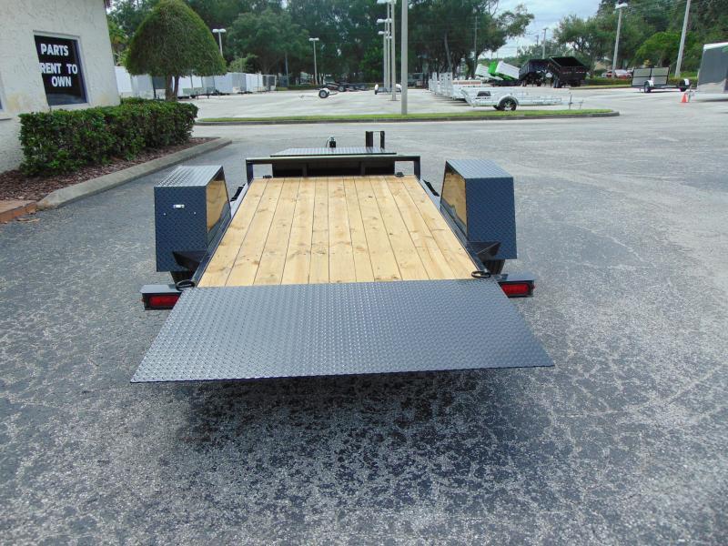 New Sure-Trac 5X10 Tilt Deck 6k Equipment Trailer