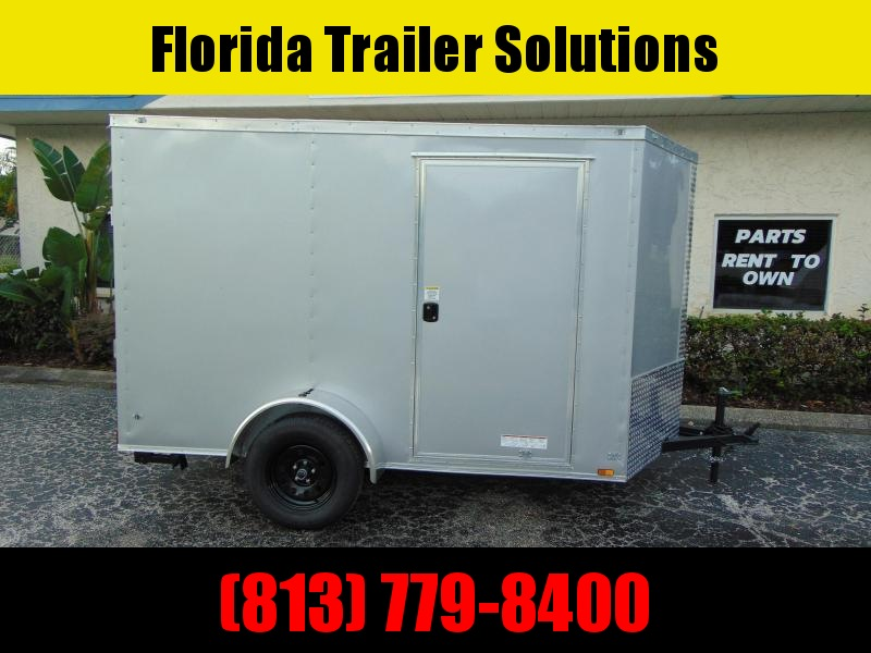 2021 Anvil 6X10 Enclosed Cargo Trailer