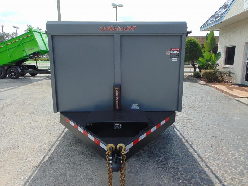 New B-Wise 82X16 Ultimate 17.6k Dump Trailer