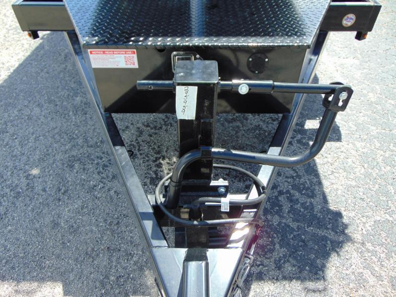 New Sure-Trac 82X16 16K Telescopic Dump Trailer