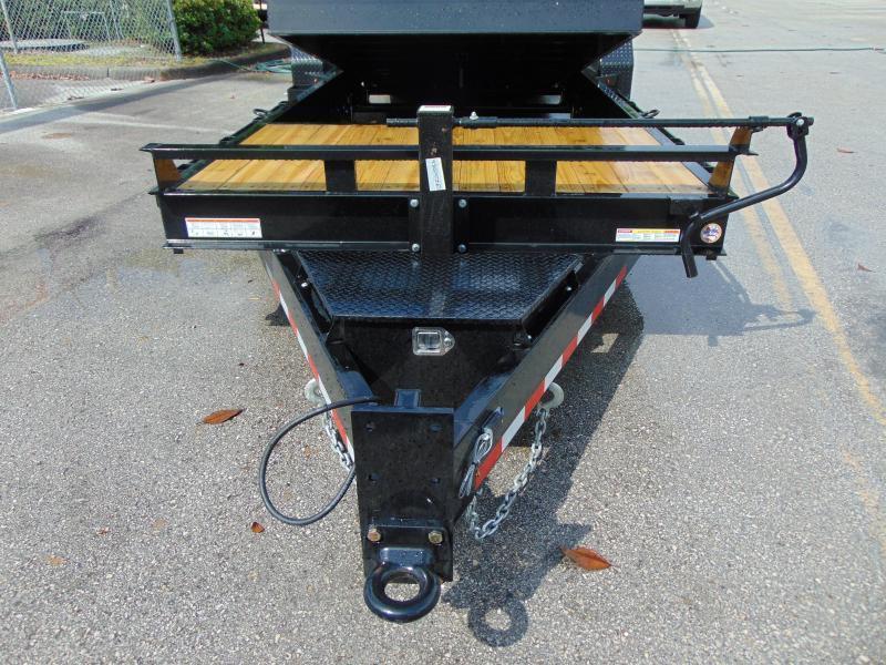 New Sure-Trac 7X18+4 Tilt Bed 16K Equipment Trailer