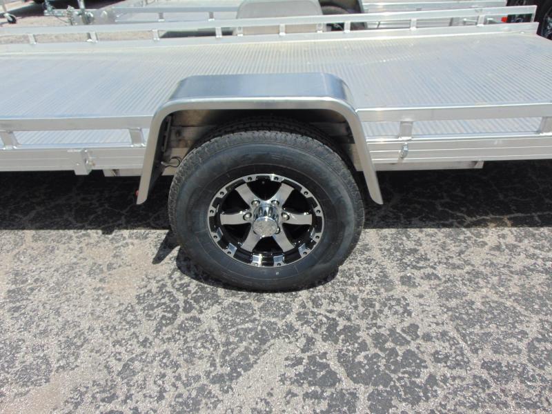 New Bear Track Products 79X176 Tilt Utility Trailer w/ Brakes