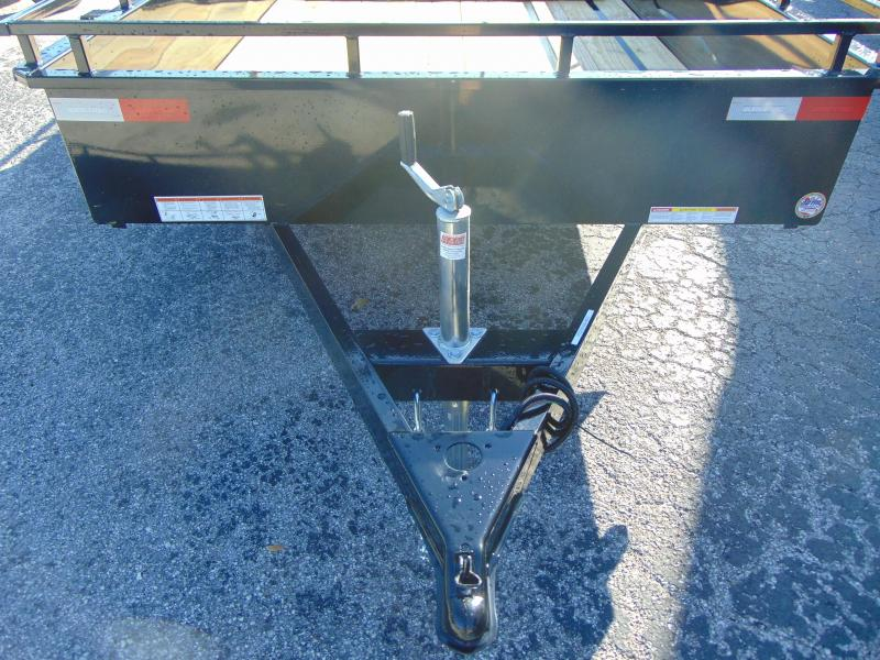 New Sure-Trac 6X12 Steel High Side 3k Utility Trailer
