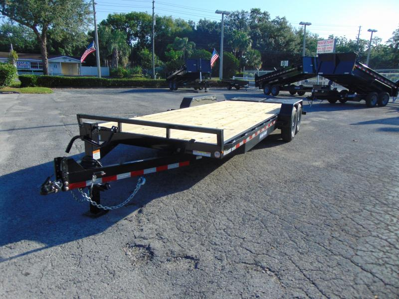 New Sure-Trac 7X19+3 Equipment 14K Trailer