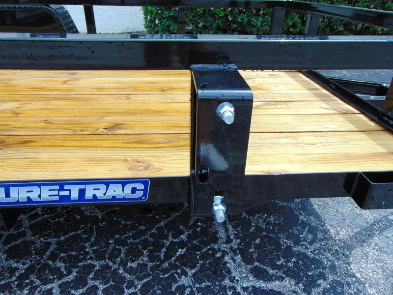 New Sure-Trac 5X10 Tube Top 3k Utility Trailer