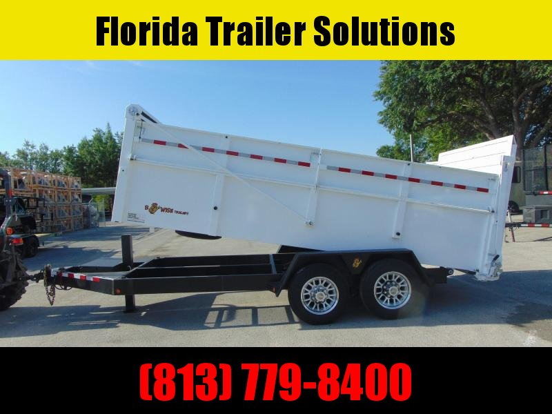 Pre-Owned 2020 B-Wise 82X16 Ultimate 17.6k Dump Trailer