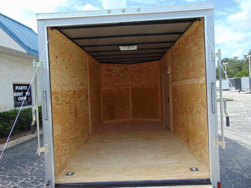New Anvil Trailer 7X14TA Enclosed Cargo Trailer w/7' Interior Height